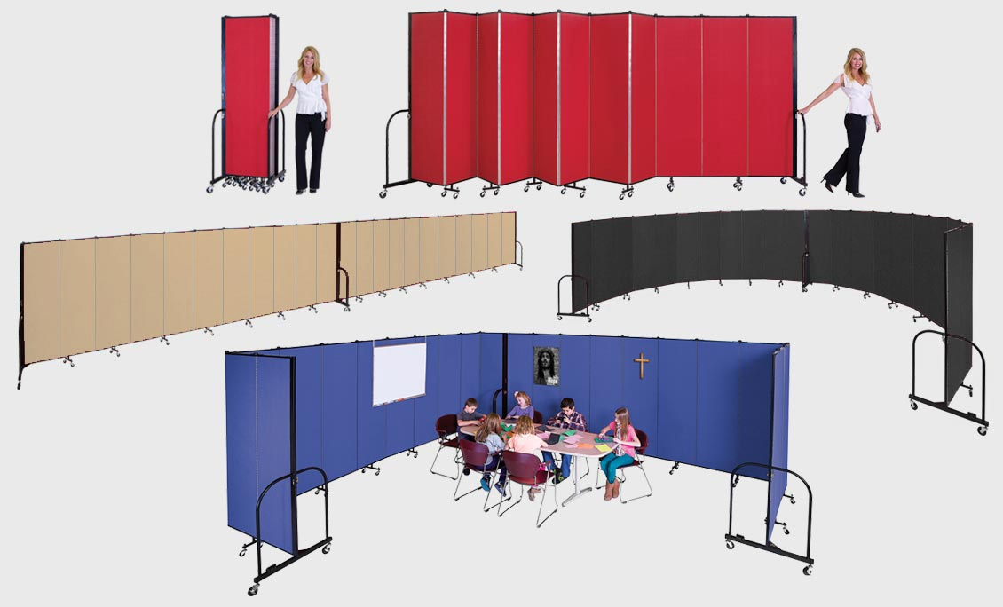 How do we use Room Dividers Lets Count the Ways Screenflex