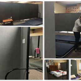 Screenflex Customer Testimony-Homeless Privacy Shelter