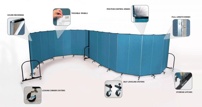 Quality Room Divider Features