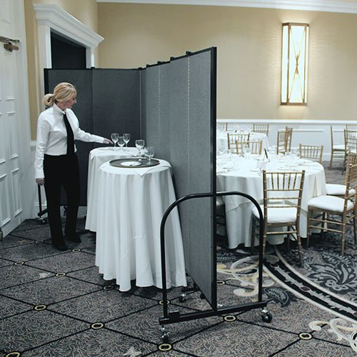 Expand available service space in your hospitality room