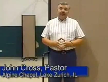 Alpine Chapel Pastor Testimonial