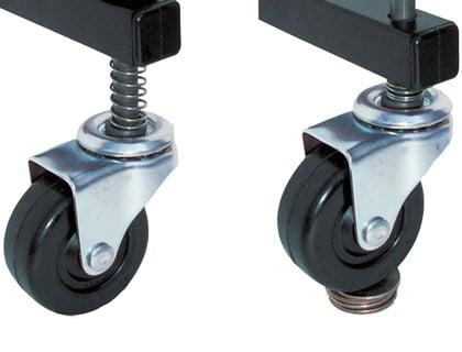 Self-Leveling Caster Wheels