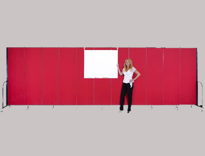 The Best Room Divider On The Market: Screenflex Portable Partitions