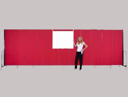 Screenflex Portable Partition Is The Best Room Divider On The Market