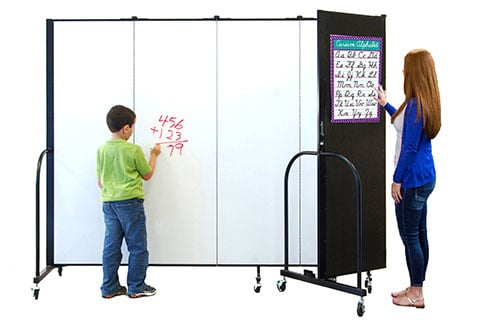 Dry Erase | Tackable Divider