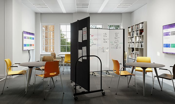 library dividers